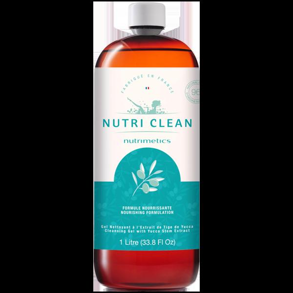 Produit - Nutrimetics France : Gel Nettoyant Nutri Clean Formule Nourrissante - Gel douche