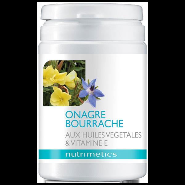 Onagre Bourrache - Nutrimetics
