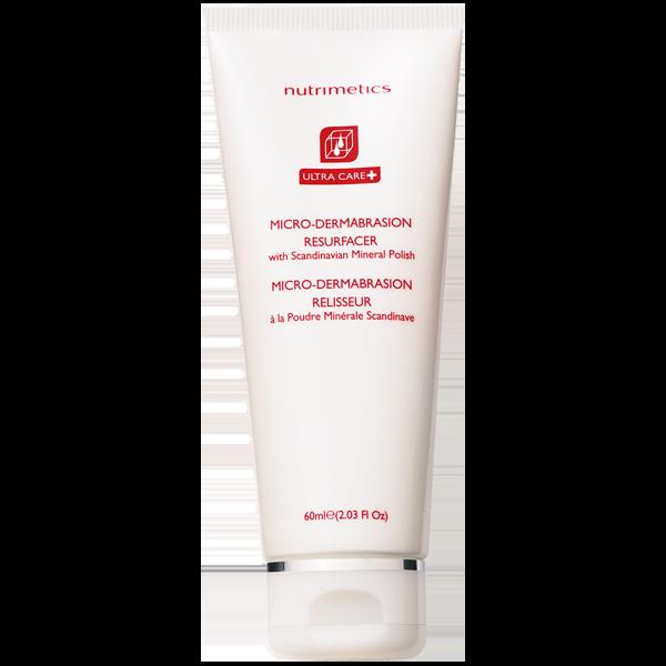 Produit - Nutrimetics France : Micro-Dermabrasion Relisseur  - Ultra Care+ - Soins spécifiques