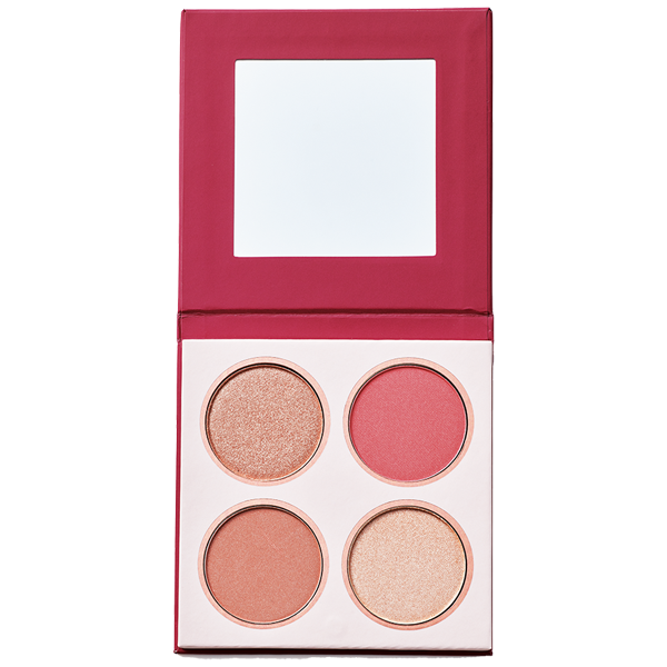 Palette Blush & Enlumineurs Beauty